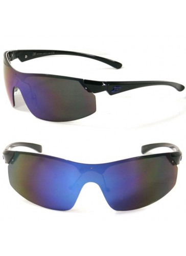 SS1348 Mirrored Dxtreme Sport Sunglasses