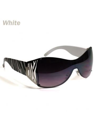 Exotic Zebra Print Sunglasses SRIG9198