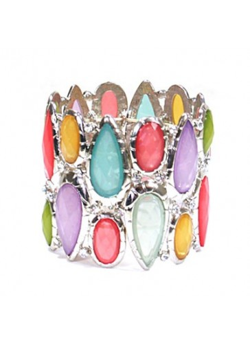 BH1415 Multicolor costume fashion bracelet