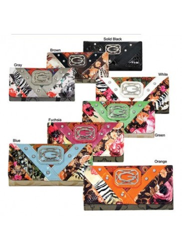 PKW 195 Signature Style Wallets