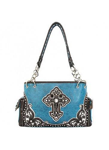 PCD847  Western Style Cross handbags