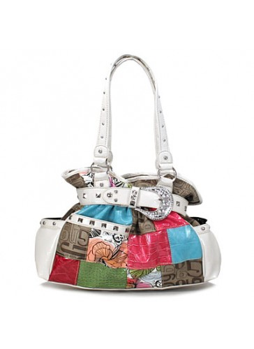PK1221 Fashion Patchworks Handbags