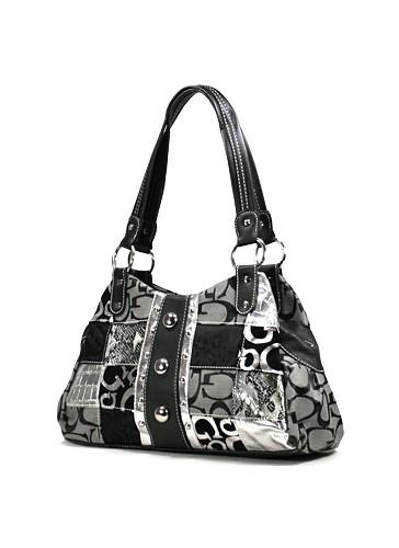 Signature style handbags JN3306