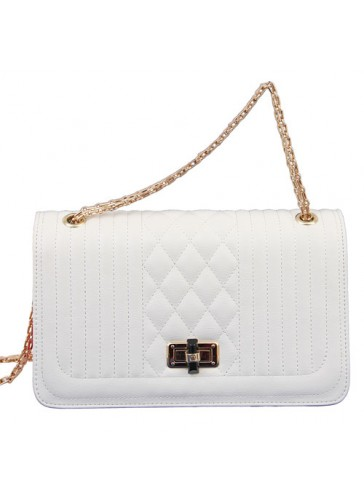 PHB2721 Structured quilted fashion clutch handbags