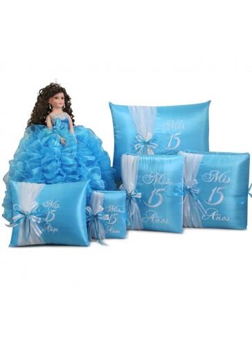 Quinceanera Doll Set Q1034