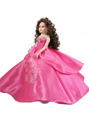 Quinceanera Doll Set Q1035