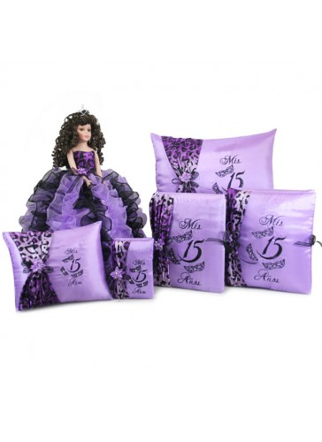 Quinceanera Doll Set Q1037