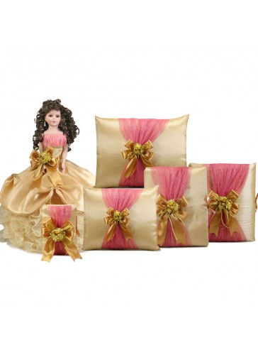 Quinceanera Doll Set Q1039