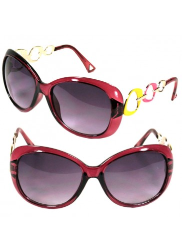 SSP9306 Hot Celebrity Swirl Sunglasses
