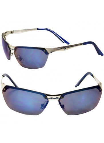 XLoop Metal Frame Designer Sunglasses Men Women SA1405