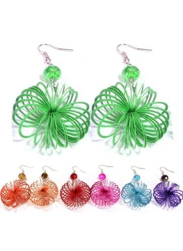 EM1736 Dozen pack fashion earrings