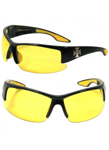 Cool Choppers Men Sport Biker Sunglasses SA6656