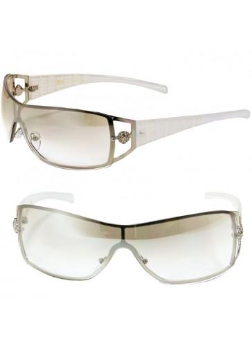 Ladies Classic Khan Designer Metal Frame Sunglasses SS3699