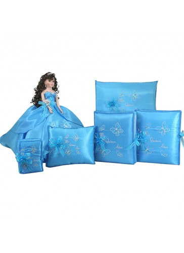 Quinceanera Doll Set Q1040