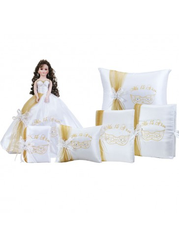 Quinceanera Doll Set Q1041