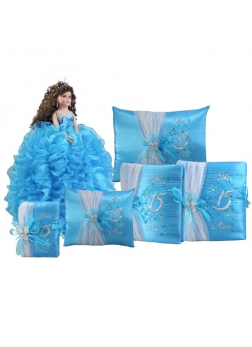 Quinceanera Doll Set q1043