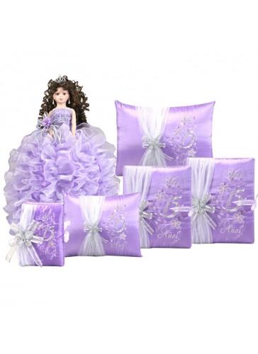 Quinceanera Doll Set q1044