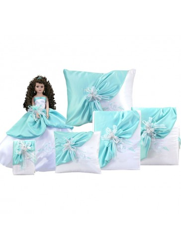 Quinceanera Doll Set q1045