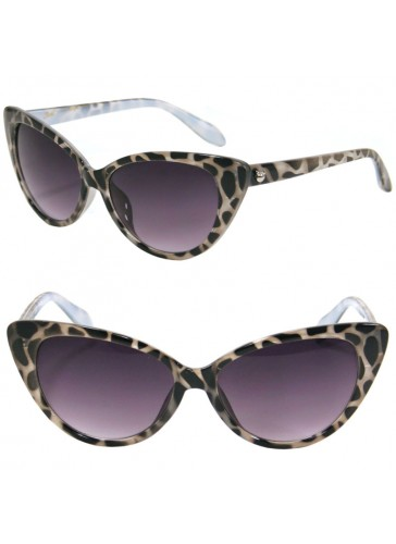 Classic Vintage Style Cat Eye Sunglasses SA27002