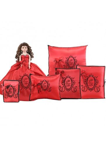 Quinceanera Doll Set q1046