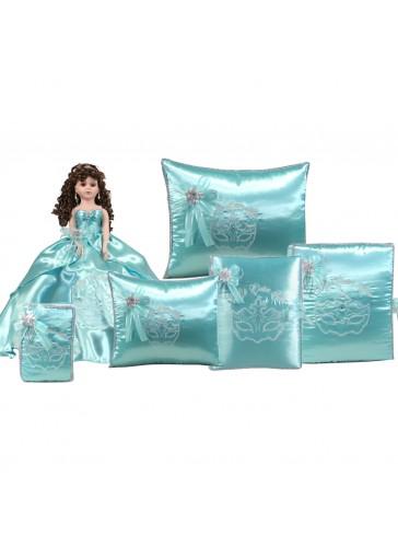 Quinceanera Doll Set q1048