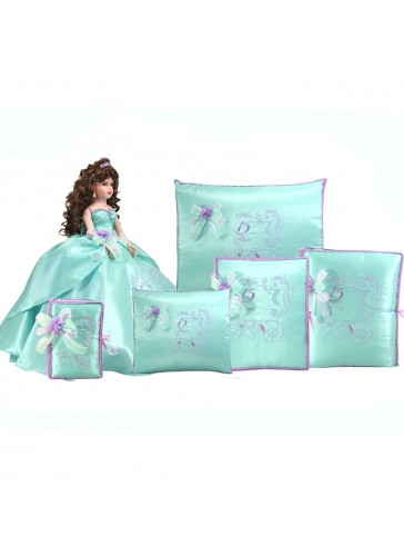 Quinceanera Doll Set q1050