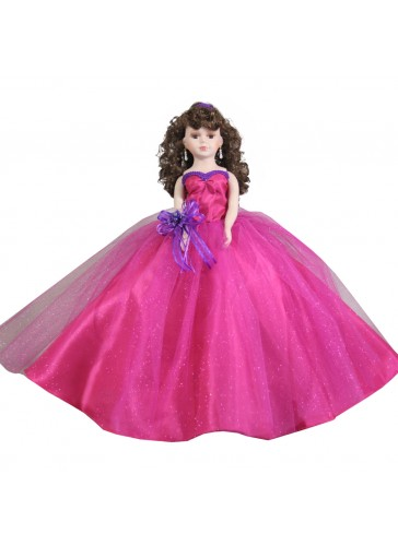 Quinceanera Doll Set Q1052