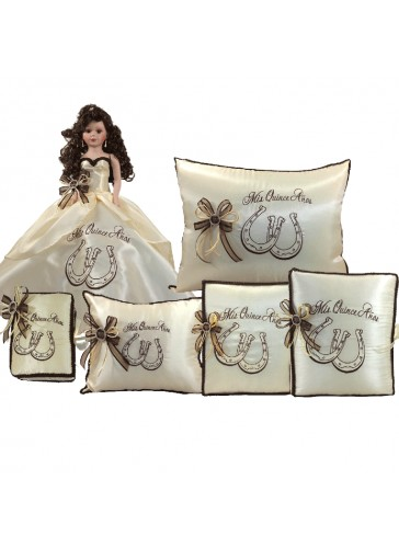Quinceanera Doll Set Q1057