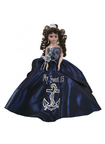 Quinceanera Doll Set Q1060